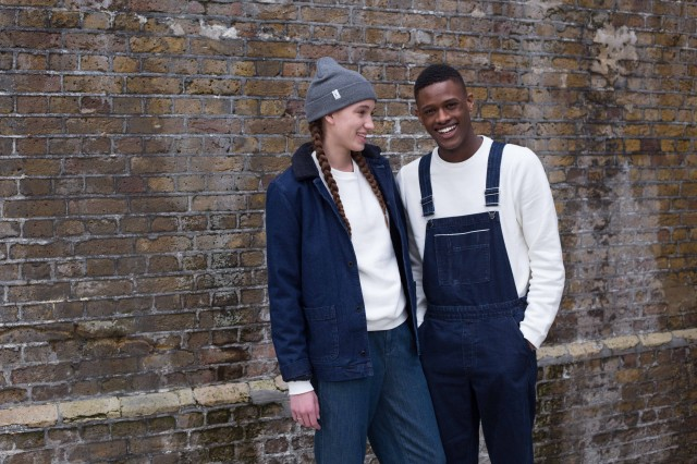 Denim leads the way in Unisex fashion movement